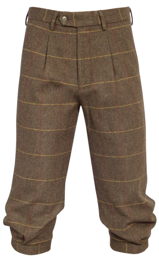Alan Paine Combrook Mens Breeks (Forest Green)