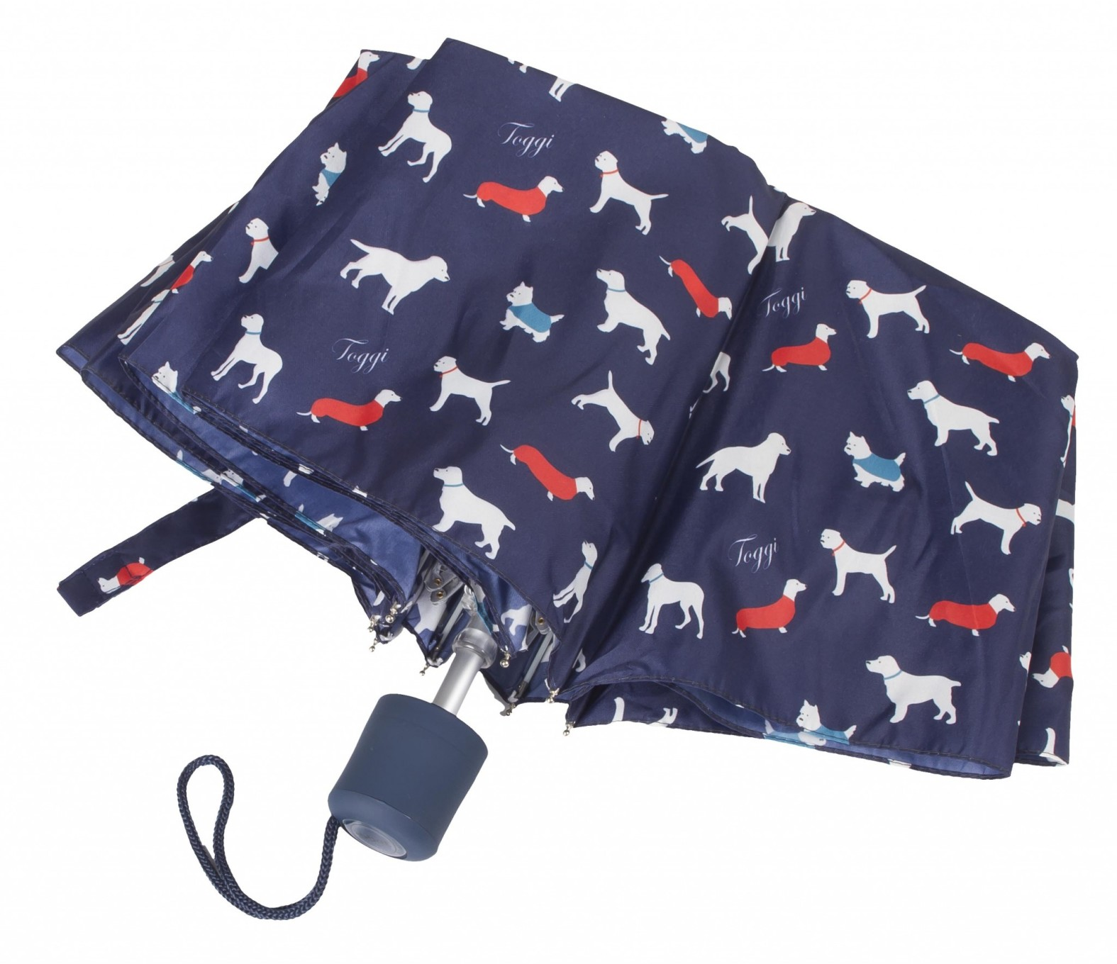 the country catalogue toggi toggi muriel umbrella dog print