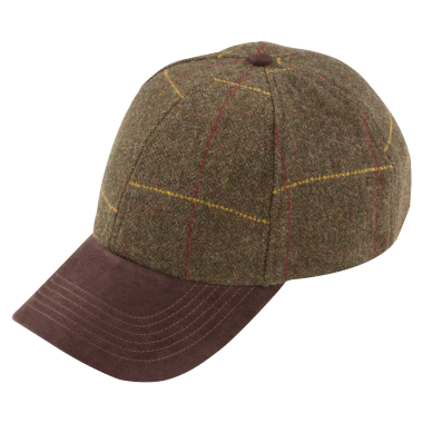 Alan Paine Compton Baseball Cap (Forest Green)