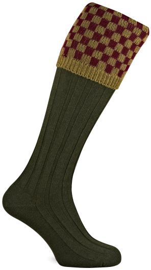Pennine Sovereign Shooting Socks