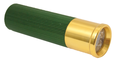 Cartridge LED Torch - Green