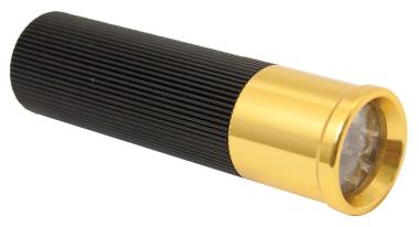Cartridge LED Torch - Black