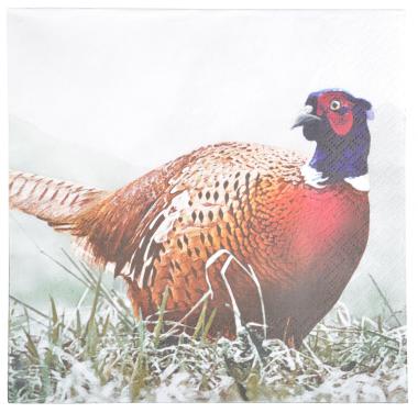 Pheasant Paper Napkins
