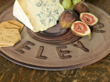 Glass Platter - Eley Cartridge