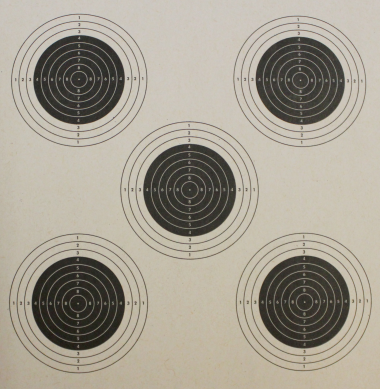 Airgun Targets R32