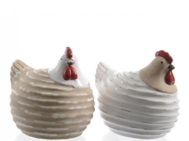 Ceramic Chicken Ornament
