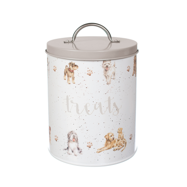 Dog Treat Tin by Wrendale Designs