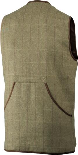 Seeland Ragley Waistcoat (Moss Check)