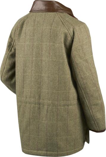 Ragley Kids Jacket (Moss Check)