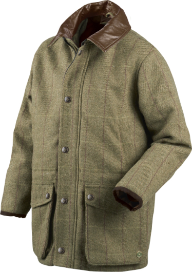 Ragley Kids Jacket (Moss Check) - AGE 16