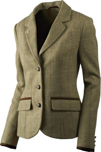 Seeland Ragley Lady Blazer (Moss Check)