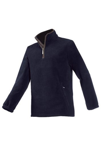 Baleno Hamlington Half-Zip Mens Fleece (Khaki)