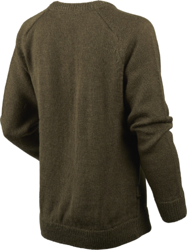 Seeland Clent Kids Pullover (Olive Melange)