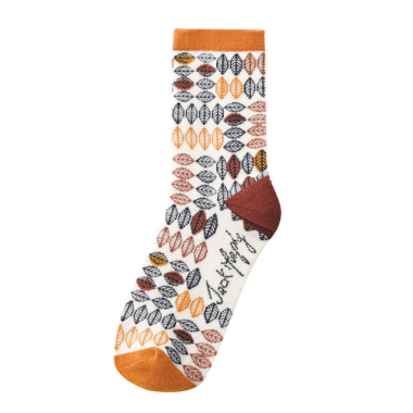 Jack Murphy Ladies' Socks - Perfect Autumn Leaves