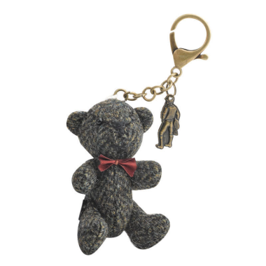 Jack Murphy Billy the Bear Tweed Keyring