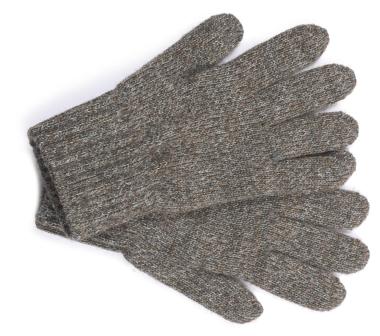 Toggi Rigton Men's Wool Gloves (Bracken)
