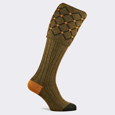 Pennine Regent Extra Fine Merino Shooting Socks (Old Sage)