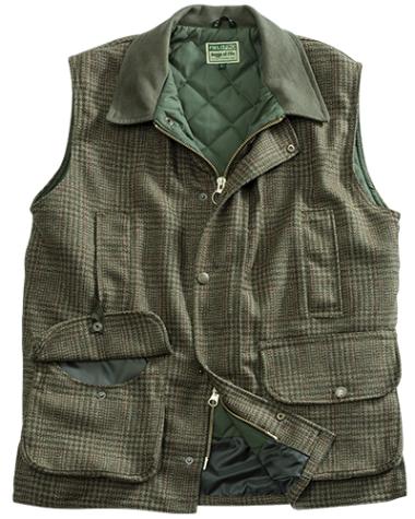 Hoggs of Fife Invergarry Tweed Waistcoat