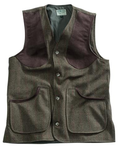 Hoggs of Fife Harewood Premier Tweed Shooting Vest