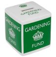 Keep Calm Gardening Fund Money Box