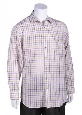 Bonart Banbury Classic Country Shirt (Burgundy)