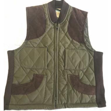 Bonart Children's Gillie Quilted Waistcoat