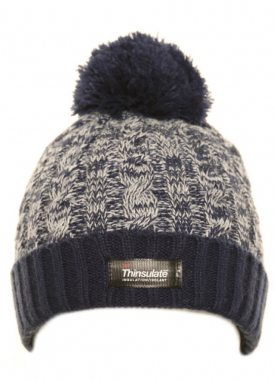 Bartleby Childs Bobble Hat - Royal Blue