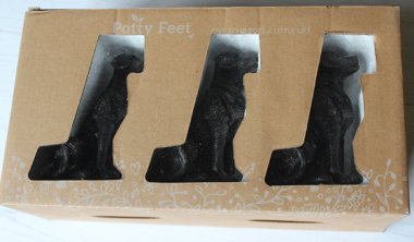 Plant Pot Feet - Labrador Trio