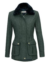Jack Murphy Ashley Tweed Ladies Jacket - size 8