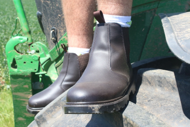 Hoggs of Fife D3 Brown Dealer Safety Boots