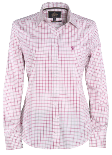 Toggi Rothersay Ladies Tattersall Shirt