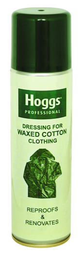 Hoggs of Fife Spray-On Dressing for Waxed Cotton Clothing