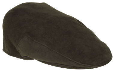 Hoggs of Fife Moleskin Cap - Olive