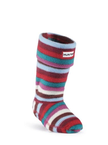 Hunter Kids Fleece Welly Socks