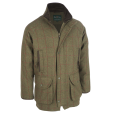 Alan Paine Compton Tweed Gents Waterproof Coat