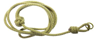 Bisley Slip Lead (Yellow)