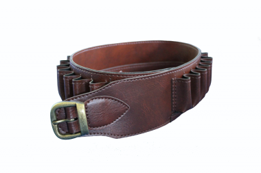 Bisley Mock Leather Cartridge Belt