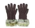 Tayberry Florence Cable Gloves