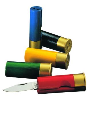 Cartridge Knife