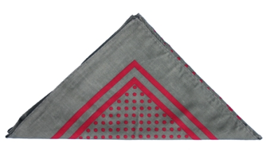 Spotted  Cotton Handkerchief - Various Colours