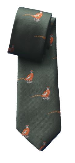 Children's Standing Pheasant Tie