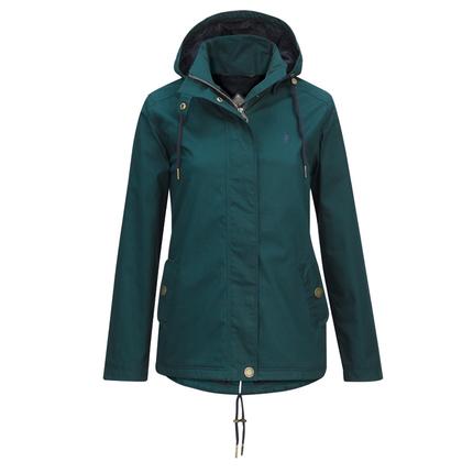 Jack Murphy Lesley Ladies Jacket (Pine Green)