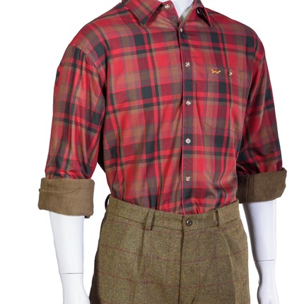 Bonart Exton Fleece Lined Shirt