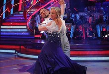 Week 3 Strictly Come Dancing...The Quick Step