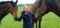 Deborah becomes an Ambassador for Hoof