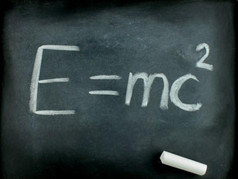 Einstein Formula - iStock_000018735087_Large