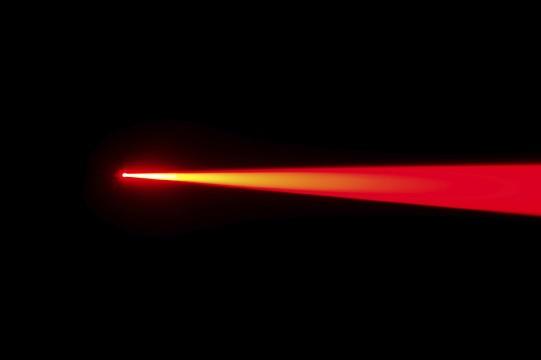 Laser Beam - iStock_000048440936_Medium
