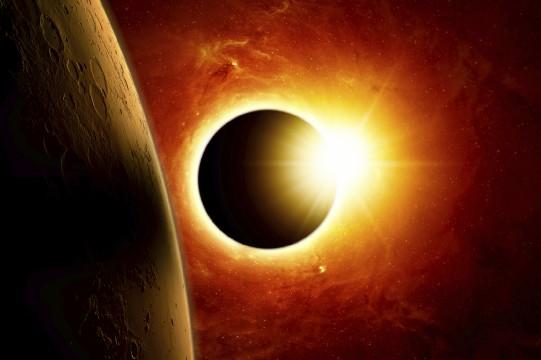 Mars eclipse' iStock_000025222081_Medium