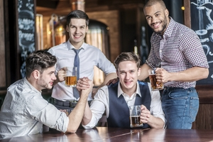 A Pint of Science, Please: The New Science in Pubs Initiative