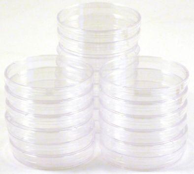 Petri Dish 90mm Polystyrene (Pk20)